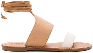 Soludos Color Blocked Sandal $109 thestylecure.com