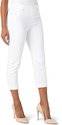 Liverpool Chloe Pull-On Crop Skinny Jeans