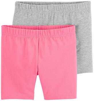 Carter's Bike Shorts Girls