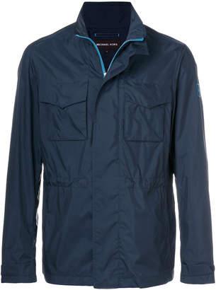 MICHAEL Michael Kors high-collar field jacket