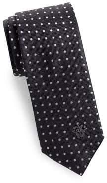Versace Printed Silk Tie