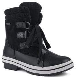 London Fog Ava II Waterproof Winter Ankle Boots