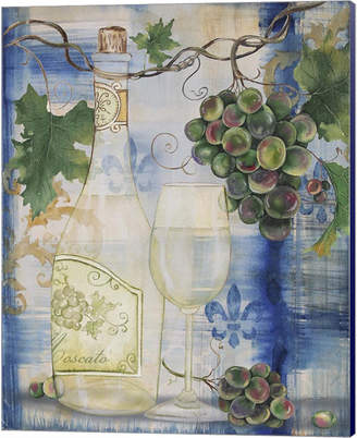 Metaverse Royal Wine Ii By Jean Plout Canvas Art