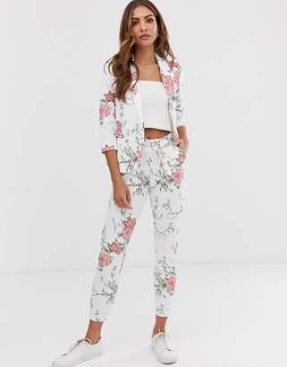 edb7e7d2350ee9 Floral Trouser Suits Women - ShopStyle UK