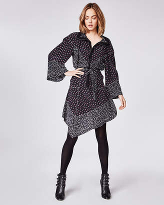 Nicole Miller Ditzy Dandelion Dress