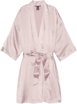 Victoria's Secret Victorias Secret Short Satin Kimono