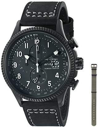 Hunter AVI-8 Men's AV-4036-05 Hawker Analog Display Japanese Quartz Watch