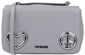 Love Moschino (ラブ モスキーノ) - ラブ モスキーノ メッセンジャーバッグ