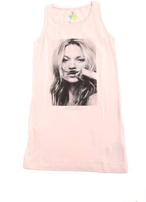 Eleven Paris Little Pink Kate Moss Tank Dress