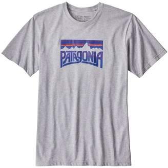 Patagonia Men's Fitz Roy Frostbite Cotton/Poly Responsibili-Tee®