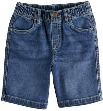 Boys 4-7 Jumping Beans Pull-On Denim Shorts