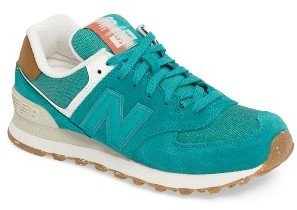 Women's New Balance 574 Global Surf Sneaker $79.95 thestylecure.com