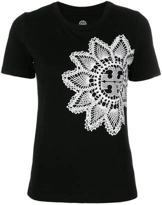 Tory Burch geometric print T-shirt