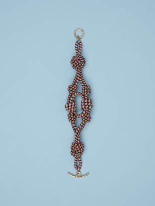 Diane von Furstenberg Braided Bracelet