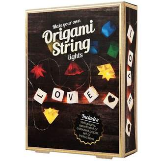 Your Own Fizz Creations Make Origami String Lights