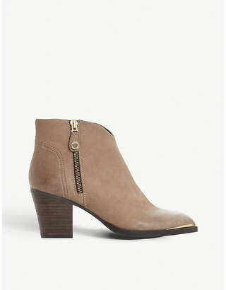 Steve Madden Francy leather ankle boots