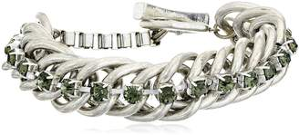 """Kenneth Cole New York Social Items"""" Faceted Bead Toggle Link Bracelet"""