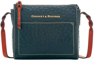 Dooney & Bourke Ostrich Marlee Crossbody