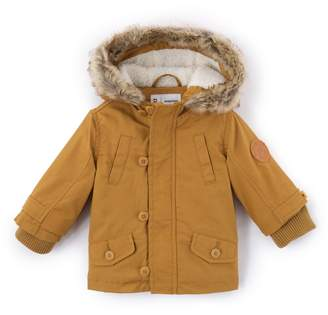 La Redoute Collections Hooded Parka, 1 Month - 3 Years
