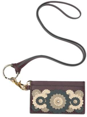 Zac Posen Earthette Leather Lanyard