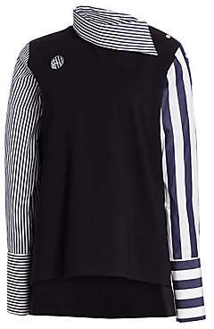 Monse Women's Shirting Sleeve Top - Size 0