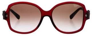 Lanvin Square Gradient Sunglasses