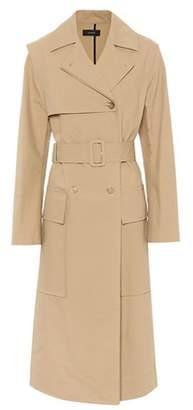 Joseph Aquila cotton trench coat