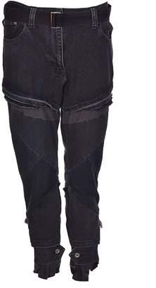 Sacai (サカイ) - Sacai Paneled Cargo Jeans