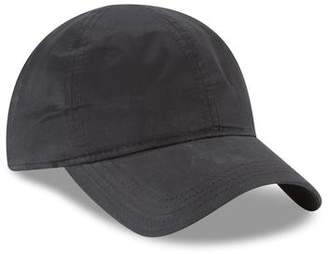 New Era Hats Moleskin 9Twenty Cap in Black