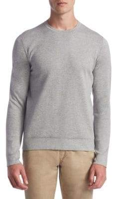 COLLECTION Tech Silk & Cashmere Sweater