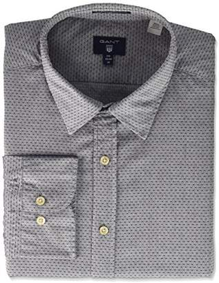 Gant Men's Broadcloth Dobby Shirt