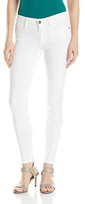 Buffalo David Bitton Women's Faith Mid Rise Skinny Jean $89 thestylecure.com