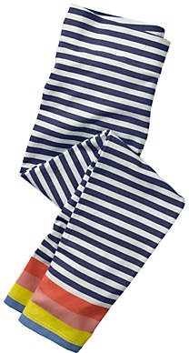 Boden Mini Girls' Fun Leggings, Blue