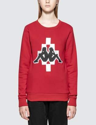 Marcelo Burlon County of Milan Kappa Sweatshirt