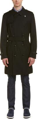 Burberry Kensington Heritage Trench Coat