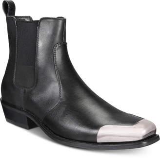 INC International Concepts I.n.c. Men Phoenix Western Boots, Men Shoes