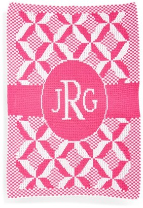 Butterscotch Blankees 'Puzzle' Personalized Blanket $65 thestylecure.com