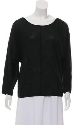 TSE Scoop Neck Cashmere Sweater