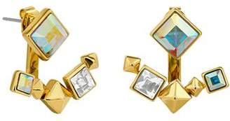 Karl Lagerfeld Paris Pyramid Ear Jackets