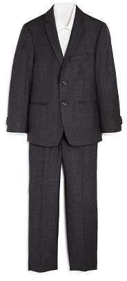 Michael Kors Boys' Mini-Striped Suit Jacket & Pants Set - Big Kid
