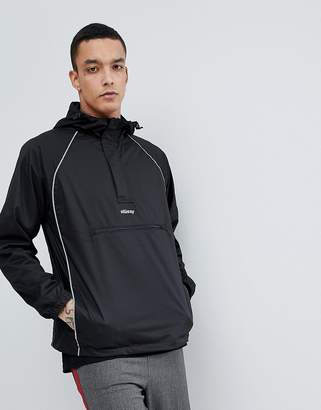 Stussy Overhead Jacket With 3M Piping