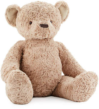 Jellycat Stanley Huge Stuffed Teddy Bear, Brown