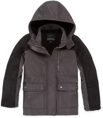iXtreme Heavyweight Softshell Jacket-Big Kid Boys