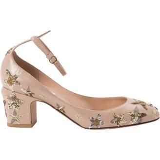 Valentino Tango leather heels