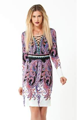 Hale Bob Leta Beaded Dress