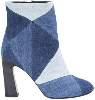 Roger Vivier Cloth ankle boots