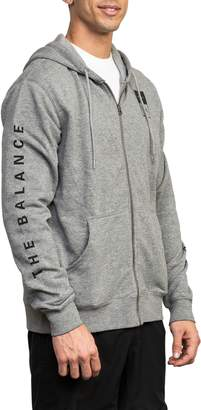 RVCA VA Guard Graphic Zip Hoodie