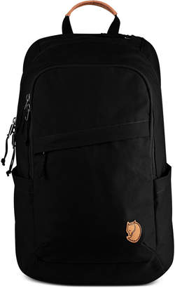 Fjallraven Men Raven Backpack with Padded Laptop Compartment