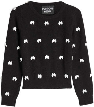 Moschino Pullover with Bows