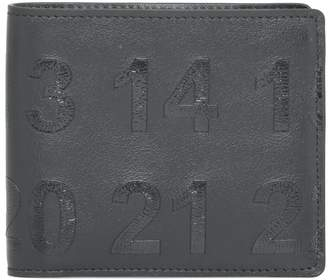 Maison Margiela Leather Wallet,